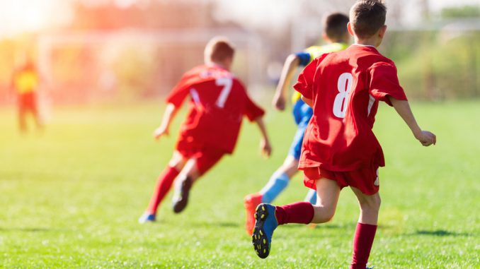 Introducing Children To Sports